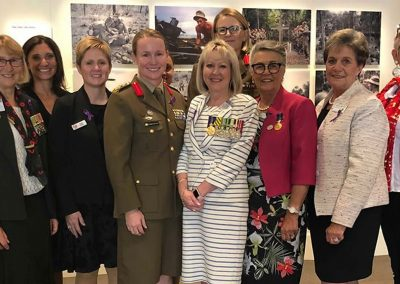 Honouring Women United by Defence Service