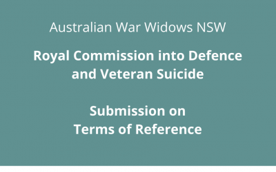 Royal Commission into Defence and Veteran Suicide
