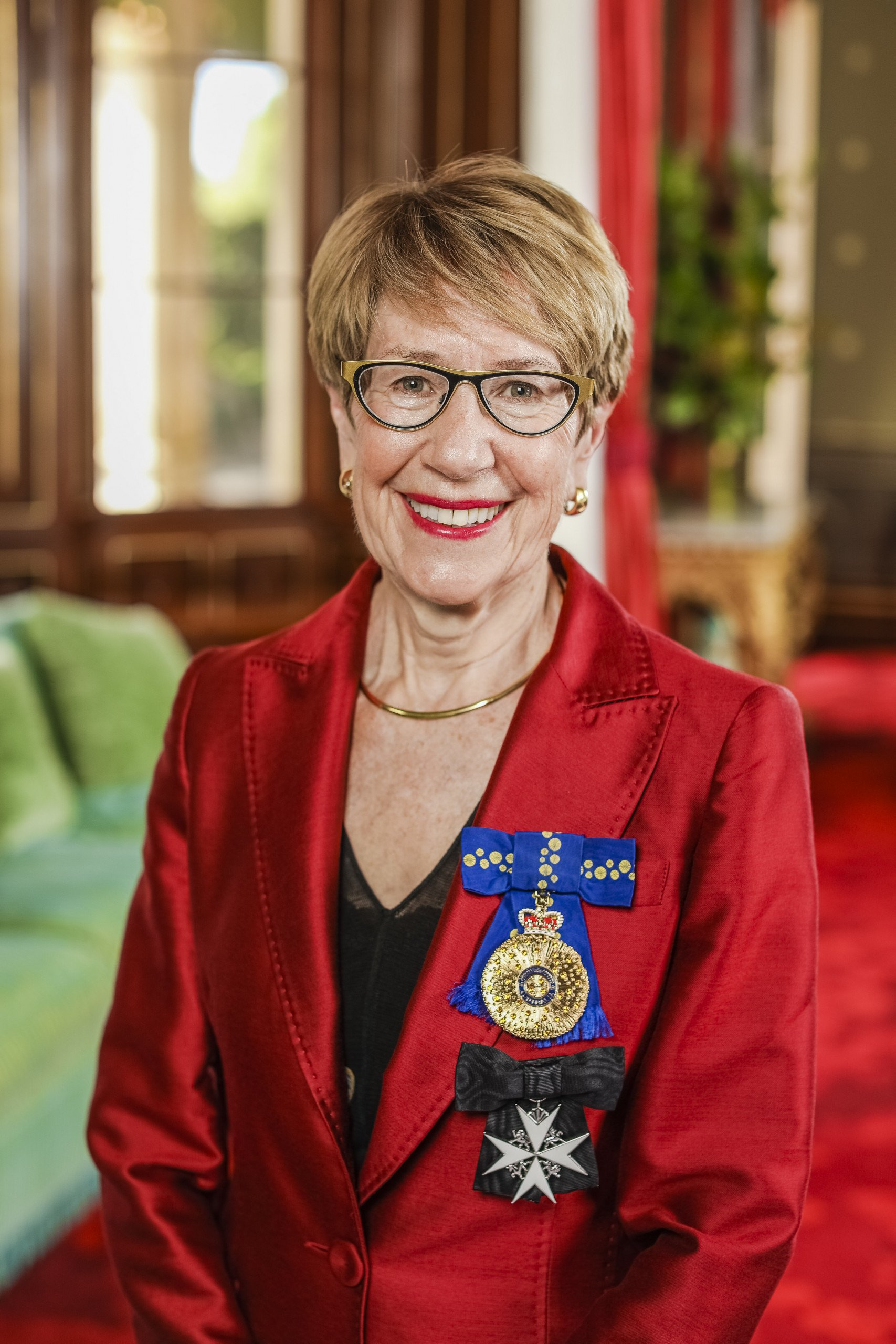 Her Excellency the Honourable Margaret Beazley AC QC Governor of New South Wales