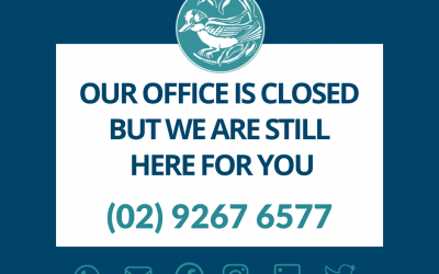 AWW NSW Office Closed