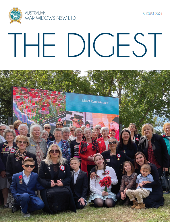 AWW NSW The Digest August 2021